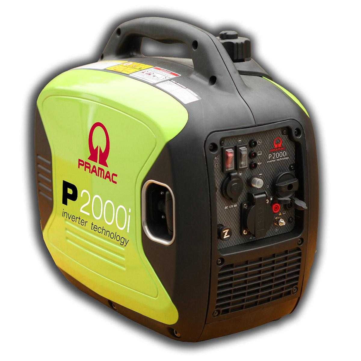 Stromerzeuger P2000i Pramac
