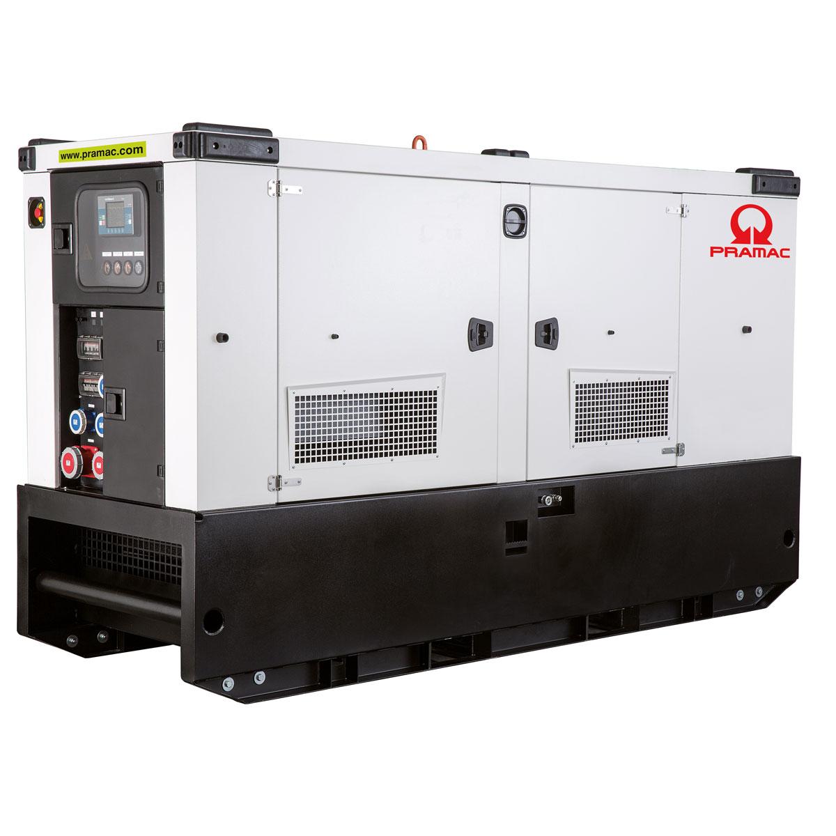 400 Hz Motor Generator
